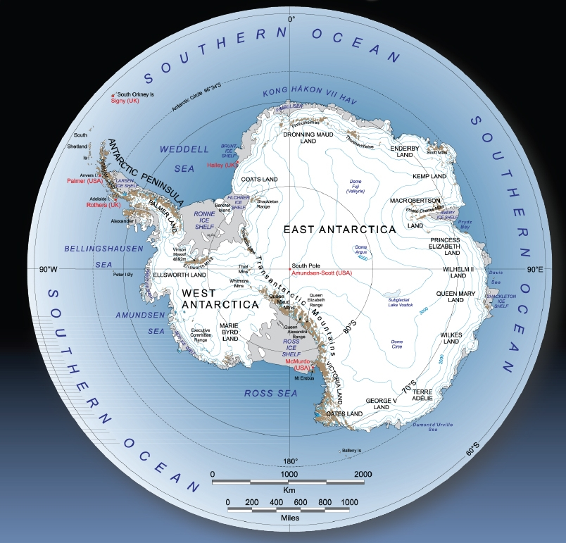 West Antarctic Ice Sheet in The Azimuth Project on