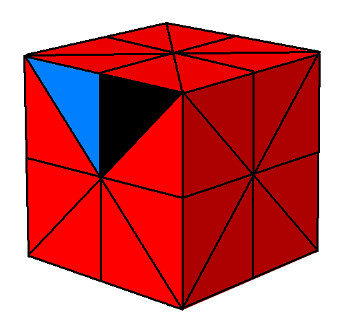 The gallery for --> Octahedron In Real Life
