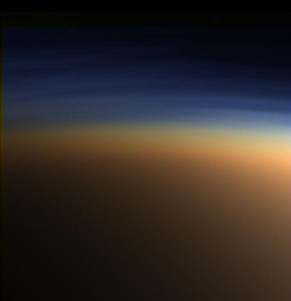 Cassini, Titano, saturno, NASA