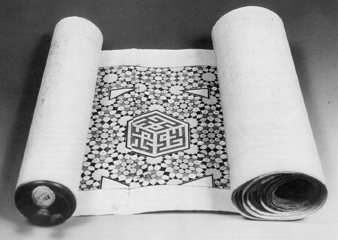 Topkapi Scroll & Geometric Ornamental Architecture – Steal   this   Hijab دزدیدن این حجاب